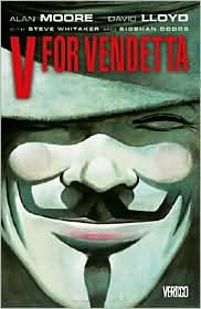 V for Vendetta cover
