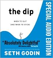 The Dip CD by Seth Godin