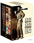Video/DVD. Title: John Wayne - John Ford Film Collection