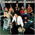 CD Cover Image. Title: Turnstiles, Artist: Billy Joel