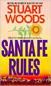 Santa Fe Rules (Ed Eagle Series #1)