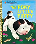 The Poky Little Puppy by Janette Sebring Lowrey: Book Cover