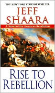 Rise to Rebellion by Shaara Shaara: Book Cover