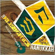 Woody Guthrie's Happy Joyous HanukkahThe Klezmatics: CD Cover