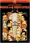Video/DVD. Title: Murder on the Orient Express