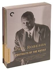 Paul Robeson  : Portraits of the Artist