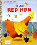 Book Cover Image. Title: The Little Red Hen, Author: by J. P. Miller