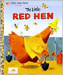 The Little Red Hen by J. P. Miller: Book Cover