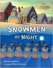 Snowmen at Night Book