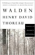 Walden by Thoreau David Thoreau: Book Cover