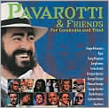 CD Cover Image. Title: Pavarotti & Friends for Cambodia and Tibet, Artist: Luciano Pavarotti