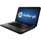 "Product Image. Title: HP Pavilion g6-1b00 g6-1b71he LW255UA 15.6"" LED Notebook - Core i3 i3-370M 2.4GHz"