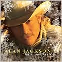 CD Cover Image. Title: Let It Be Christmas, Artist: Alan Jackson