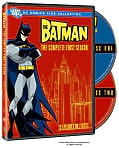Video/DVD. Title: The Batman - Season 1