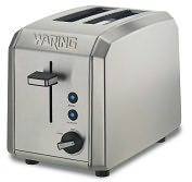 Product Image. Title: Waring Pro WT200 2-slice toaster
