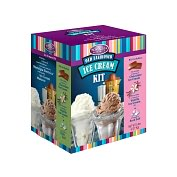 Product Image. Title: Nostalgia Electrics ICK-200 Old Fashioned Ice Cream Kit