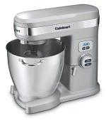 Product Image. Title: Cuisinart SM-70BC 7 Quart Stand Mixer - Brushed Chrome