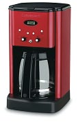 Product Image. Title: Cuisinart DCC-1200MR Brew Central 12-Cup Programmable Coffeemaker