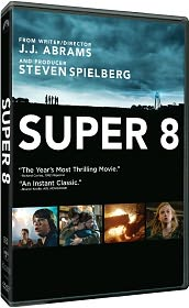 Super 8 starring Kyle Chandler: DVD Cover