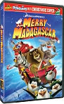 Video/DVD. Title: Merry Madagascar