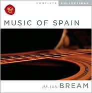Music of Spain [Box Set], Julian Bream, Music CD - Barnes & Noble