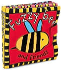 Book Cover Image. Title: Fuzzy Bee and Friends (Cloth Book Series), Author: by Roger Priddy