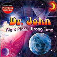Right Place Wrong Time by Dr. John: CD Cover