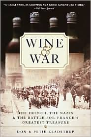 Wine and war book cover