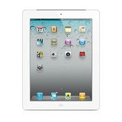 Product Image. Title: Apple iPad 2 Wi-Fi 3G 64GB White - Verizon - MC987LL/A - Refurbished