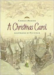 A Christmas Carol (Candlewick Edition) by Charles Dickens: Book Cover