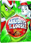 Video/DVD. Title: Dr. Seuss's Holidays on the Loose