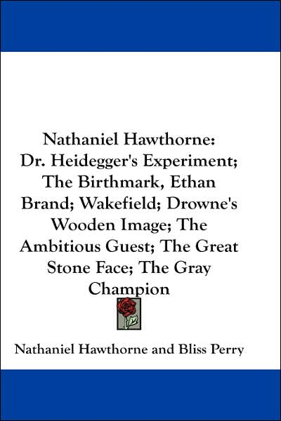 evil in nathaniel hawthornes the birthmark essay