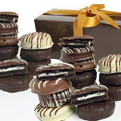 Product Image. Title: 15 Classic Belgian Chocolate Covered OREO Cookies