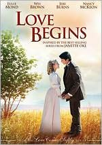 Love Begins, Julie Mond, DVD - ...