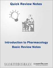 Alexander McCall Smith - Introduction to Pharmacology: Basic Review Notes