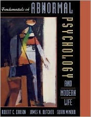 Fundamentals of Abnormal Psychology and...
