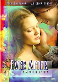 Ever After starring Drew Barrymore: DVD Cover