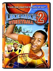 Как Майк 2: Стритбол.  Like Mike 2: Streetball.  Жанр.  В ролях.