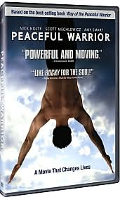 Movie: Peaceful Warrior by Dan Millman on The Busy Woman website www.thebusywoman.com