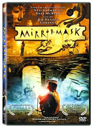 Mirrormask starring Jason Barry: DVD Cover