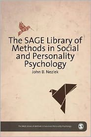 The SAGE Library of Methods in Social a...