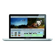 "Product Image. Title: Apple MacBook Pro - Core2Duo 2.6GHz 4GB 320GB DVD-RW  15"" OS X 10.6 - Refurbished"