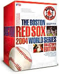 Video/DVD. Title: The Boston Red Sox 2004 World Series Collector's Edition