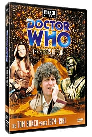 Doctor Who: Robots of Death: DVD Cover