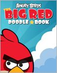 Book Cover Image. Title: Angry Birds:  Big Red Doodle Book, Author: by Rovio Mobile Ltd