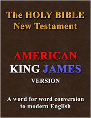 Holy Spirit - American King James Version : The Holy Bible New Testament