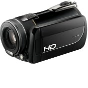 Product Image. Title: DXG Pro Gear DXG-5K1V Digital Camcorder - 3&quot; LCD - CMOS - Full HD