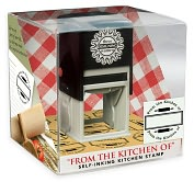 Product Image. Title: Three Designing Women Grab N' Go Kitchen Stamp - Kitchen