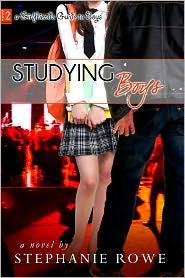 Stephanie Rowe - Studying Boys (Girlfriend's Guide to Boys #2)