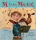 M Is for Music by Stacy Innerst: Book Cover